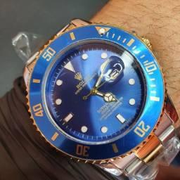 Relógio AAA+ & Brinde Imperdível!