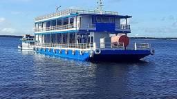 Ferry boat completa coletes salva vidas