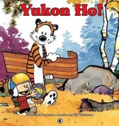 Calvin e Haroldo - Yukon Ho Volume 4