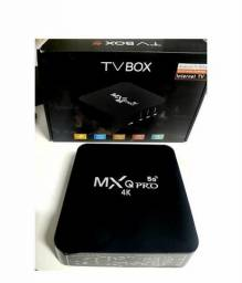 TV box 4k _varejo e atacado entrega a domicílio João Pessoa e região