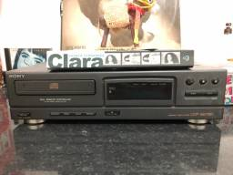 CD Player Sony - NOVINHO FUNCIONANDO -