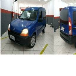 Renault Kongoo 2001 RN Food Truck - Lanches - Comesse a trabalhar hoje.
