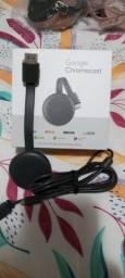 Vendo Chromecast 3 com garantia