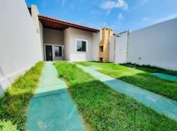 DP casa nova com 2 quartos amplos 2 banheiros , sala 2 ambientes  perto de messejana