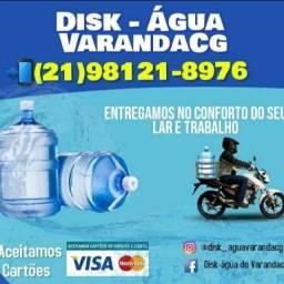 Disk-água galão 20L