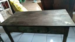Mesa de madeira 4 lugares!!!