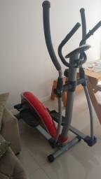 Aparelho exercícios físicos
