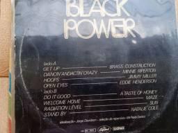 LP disco de vinil Black Power