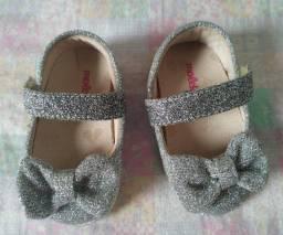 Sapato Bebê Molekinha
