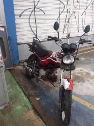 Moto shyneray 50