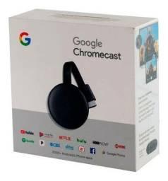 Chromecast 3 Novo e Original