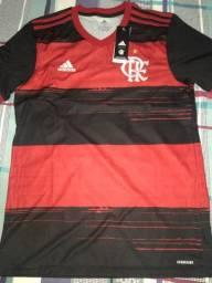 Camisa Flamengo 2020, tamanho M