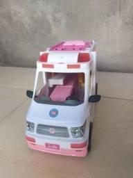 Venda Ambulância da Barbie