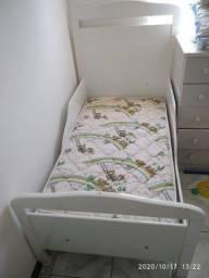 Cama Infantil + Colchão 270