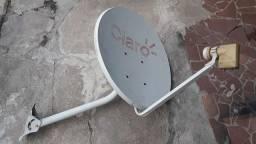 Antena de TV a cabo.