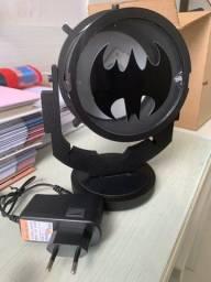 Lanterna símbolo do batman novo