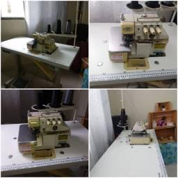 Vende se máquina de costura