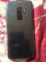 Vendo smartphones s 9 novo na caixa completo