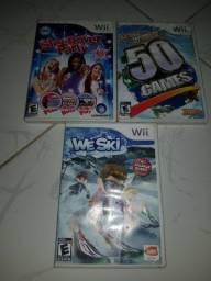 Jogos Nintendo wii, 25$ cada.