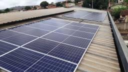 Energia Solar Fotovoltaica.