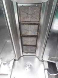 Churrasqueiras semi nova verticais Metlen importadas