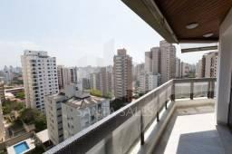 Belíssima cobertura duplex para locação - 4 dormitórios - Regiao de Moema