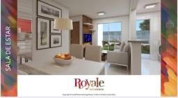 Vendo Apartamento Royale com 2 quartos