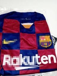 Camisa Barcelona 2019