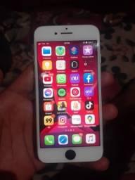 iPhone 7 128GB Aceito cartão !!!! Biometria funcionando.