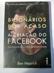 Livro: A Criação do Facebook