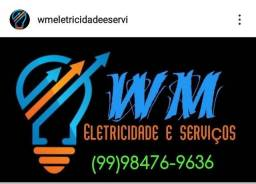 Eletricista e montador de drywall