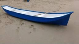 Canoa Caiçara Nova PESCA OU PASSEIO