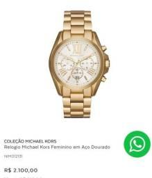 Relógio feminino Michel Kors - Luxo