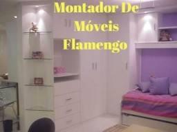 Montador De Móveis Flamengo-Catete-Gloria-Laranjeira