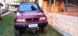 Suzuki Vitara JLX 1.6 4x4 - Traçado - cx redução - revisado suspensão, motor, direção. -