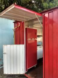 Vendo ou alugo  trailer *