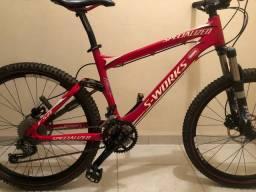 Bicicleta mtb full Brain