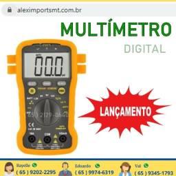 Multímetro Digital Hikari Hm-2021 Mutimetro 21N183 Digitau