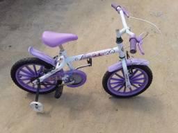 bicicleta  infantil feminina aro 16 track