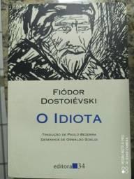 Livro O Idiota perfeito estado novo