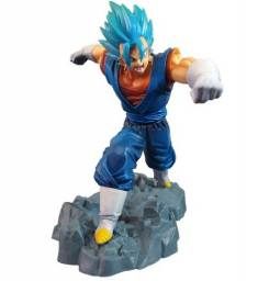 Boneco Dragon Ball Vegetto Blue Banpresto Bandai