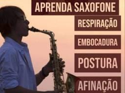 Aula de Saxofone online