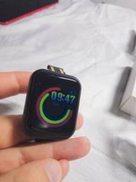 Fone bluetooth + Smartwatch + Caixa de som bluetooth