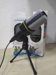 Microfone multimídia
