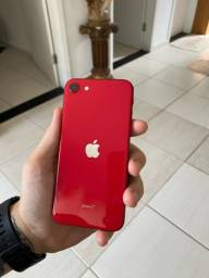 Iphone SE Red modelo 2020