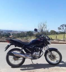 Vendo ou troco Moto Titan esd mix