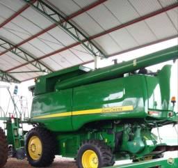 Colheitadeira 9470 STS Pagamento Por Safra Para Agricultor