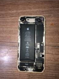 iPhone 6s e 7 retirada de peças