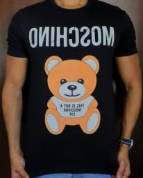 Camiseta Moschino importada