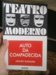 Livro Auto da compadecida